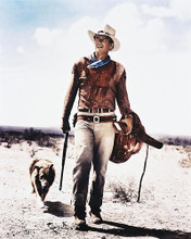 This is an image of 27505 John Wayne Photograph & Poster