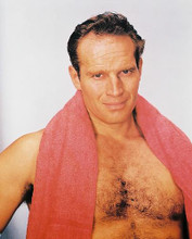 This is an image of 27714 Charlton Heston Photograph & Poster