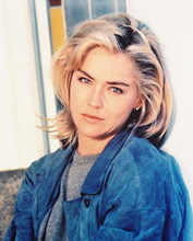 This is an image of 27791 Sharon Stone Photograph & Poster
