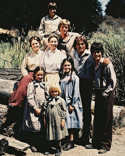 This is an image of 28584 Little House on the Prairie Photograph & Poster