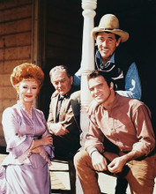 This is an image of 28846 Gunsmoke Photograph & Poster