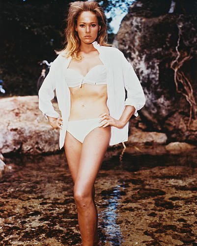 This is an image of 28951 Ursula Andress Photograph & Poster