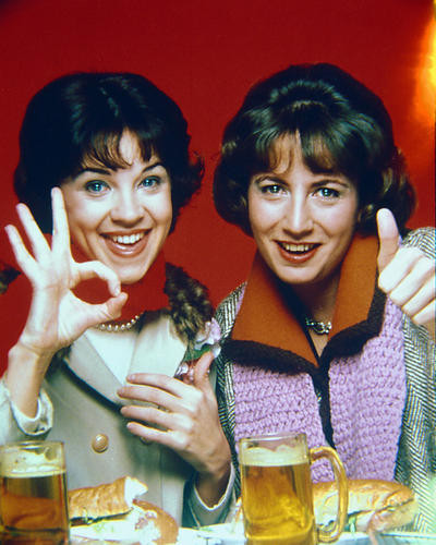 This is an image of 29443 Laverne & Shirley Photograph & Poster