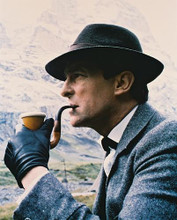 This is an image of 29647 Jeremy Brett Photograph & Poster