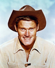 This is an image of 29659 Chuck Connors Photograph & Poster