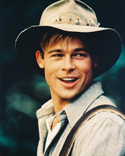 This is an image of 29747 Brad Pitt Photograph & Poster