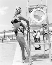 This is an image of 100030 Jayne Mansfield Photograph & Poster