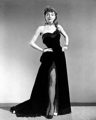 This is an image of 100130 Marie Windsor Photograph & Poster