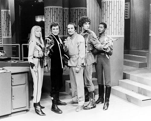 This is an image of 100254 Blakes 7 Photograph & Poster