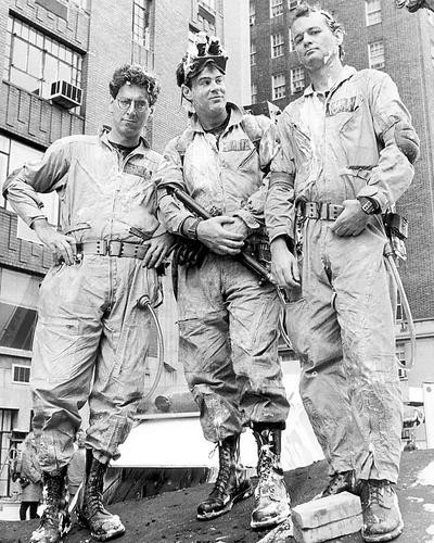 This is an image of 100279 Ghostbusters Photograph & Poster