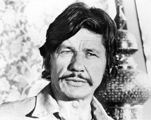 This is an image of 100377 Charles Bronson Photograph & Poster