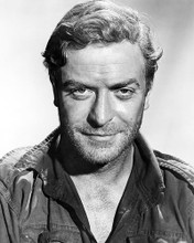 This is an image of Photograph & Poster of Michael Caine 100682