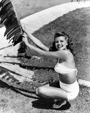 This is an image of Photograph & Poster of Rita Hayworth 101088