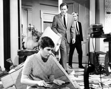 This is an image of Photograph & Poster of The Man from U.N.C.L.E. 101143