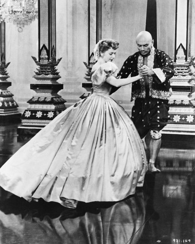 This is an image of Photograph & Poster of The King and I 101315
