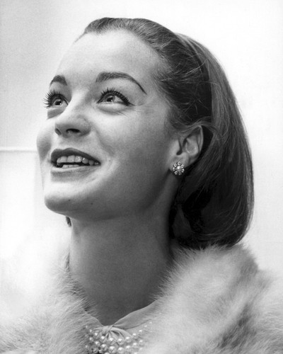 This is an image of Photograph & Poster of Romy Schneider 101408
