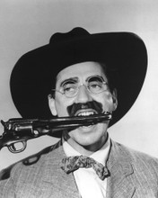 This is an image of Photograph & Poster of Groucho Marx 101473