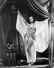 This is an image of Photograph & Poster of Maria Montez 101474