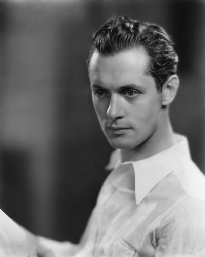 This is an image of Photograph & Poster of Robert Montgomery 101583