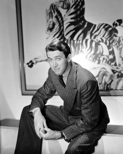This is an image of Photograph & Poster of James Stewart 101636