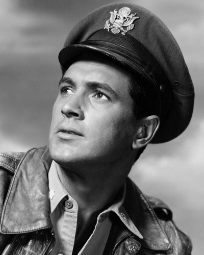 This is an image of Photograph & Poster of Rock Hudson 101769