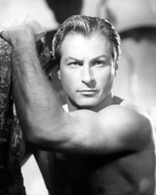 This is an image of Photograph & Poster of Lex Barker 101787