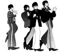 This is an image of Photograph & Poster of The Beatles 101854