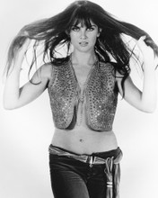 This is an image of Photograph & Poster of Caroline Munro 101901