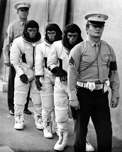 This is an image of Photograph & Poster of Escape from the Planet of the Ape 102081