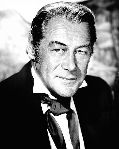 This is an image of Photograph & Poster of Rex Harrison 102114