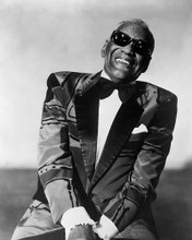 This is an image of Photograph & Poster of Ray Charles 102130