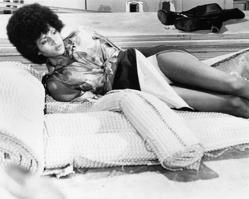 This is an image of Photograph & Poster of Pam Grier 102334