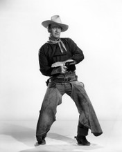 This is an image of Photograph & Poster of John Wayne 102421