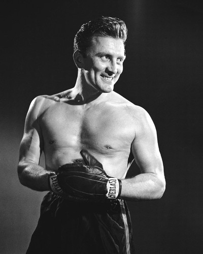 This is an image of Photograph & Poster of Kirk Douglas 102612