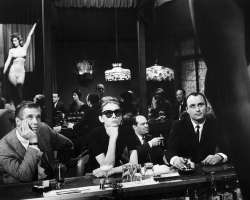 This is an image of Photograph & Poster of Breakfast at Tiffany's 102647
