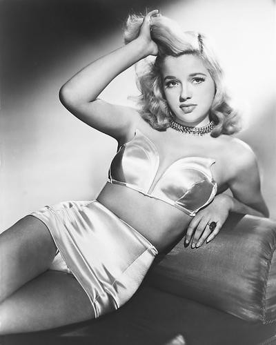 This is an image of 160046 Diana Dors Photograph & Poster