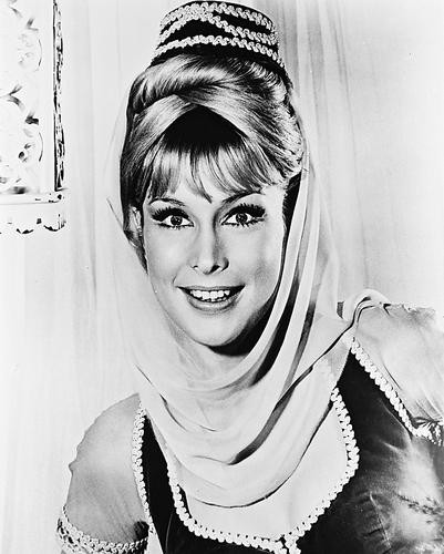 This is an image of 160049 Barbara Eden Photograph & Poster