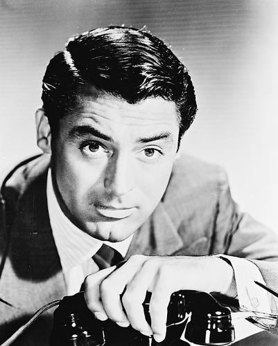 This is an image of 160395 Cary Grant Photograph & Poster