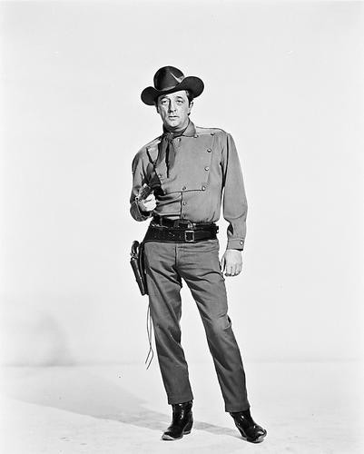 This is an image of 160587 Robert Mitchum Photograph & Poster