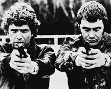 This is an image of 160606 The Professionals Photograph & Poster