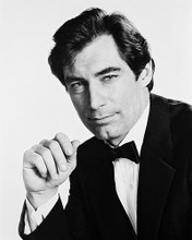 This is an image of 160846 Timothy Dalton Photograph & Poster