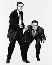 This is an image of 161238 Burt Lancaster & Kirk Douglas Photograph & Poster