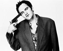 This is an image of 161298 Quentin Tarantino Photograph & Poster