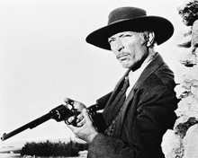 This is an image of 161464 Lee Van Cleef Photograph & Poster