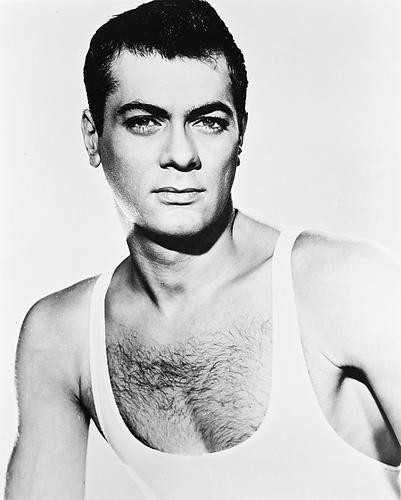 This is an image of 162059 Tony Curtis Photograph & Poster