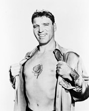 This is an image of 162113 Burt Lancaster Photograph & Poster
