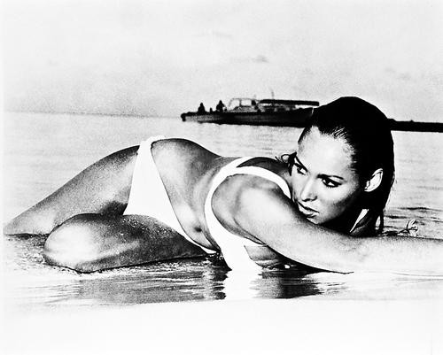 This is an image of 162727 Ursula Andress Photograph & Poster
