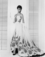 This is an image of 162828 Audrey Hepburn Photograph & Poster