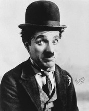 This is an image of 162944 Charlie Chaplin Photograph & Poster