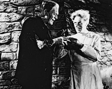 This is an image of 163009 Boris Karloff Photograph & Poster